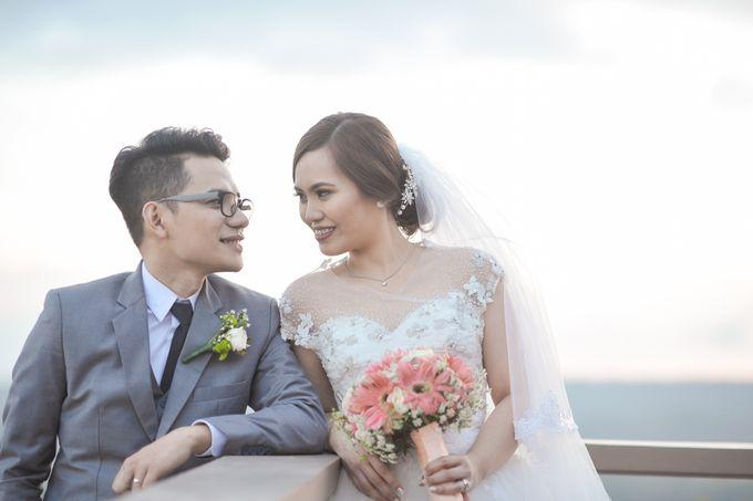 Raymond and Kristine Wedding by RAJ Photo - 038