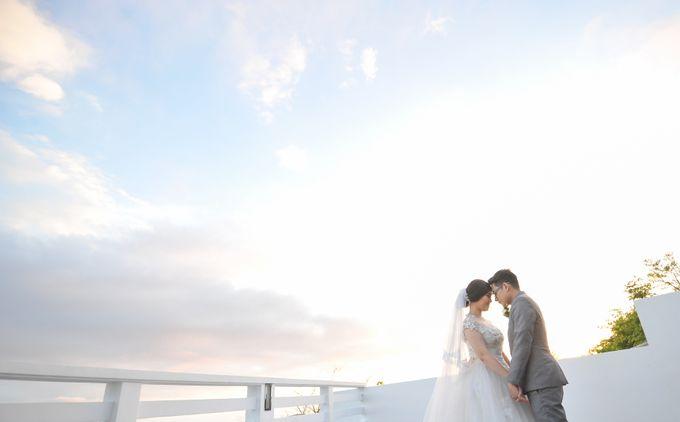 Raymond and Kristine Wedding by RAJ Photo - 026