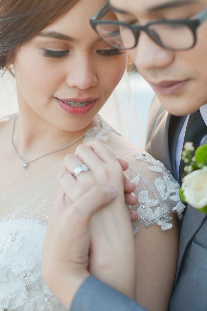 Raymond and Kristine Wedding by RAJ Photo - 028