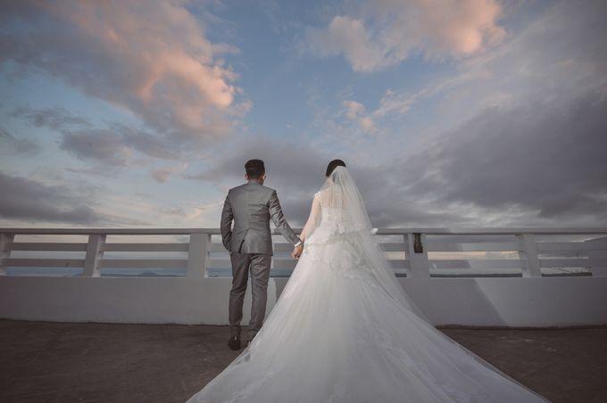 Raymond and Kristine Wedding by RAJ Photo - 029