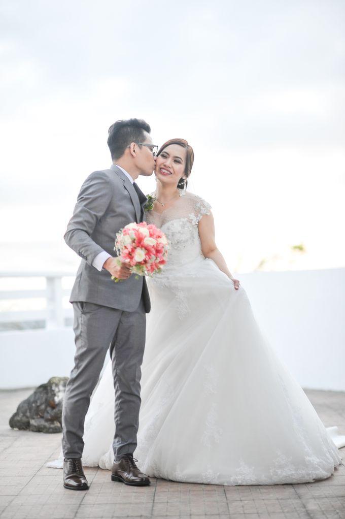 Raymond and Kristine Wedding by RAJ Photo - 001