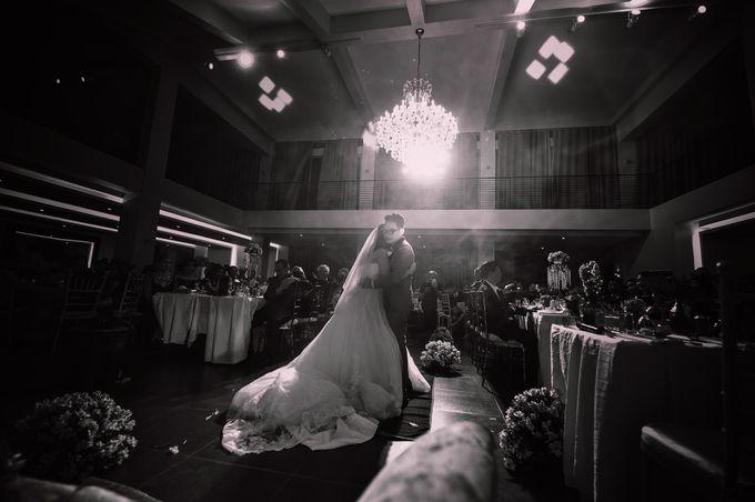 Raymond and Kristine Wedding by RAJ Photo - 002