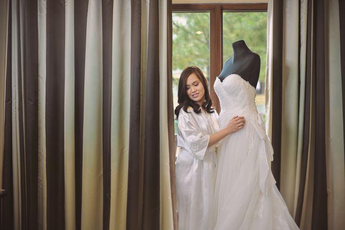 Raymond and Kristine Wedding by RAJ Photo - 013