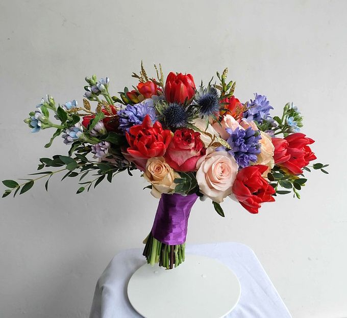 Garden Bouquet Collection by Il Fiore - 009