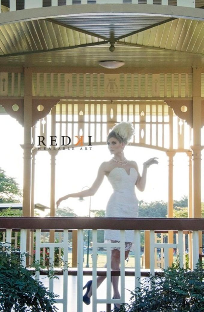 Jewels in the Park - A Winters Day by Redki - Couture Jewellery - 003