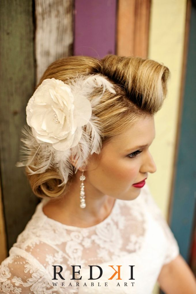 A Vintage Bride by Redki - Couture Jewellery - 002