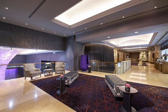 Foyer for Reception by Rendezvous Hotel Singapore - 001
