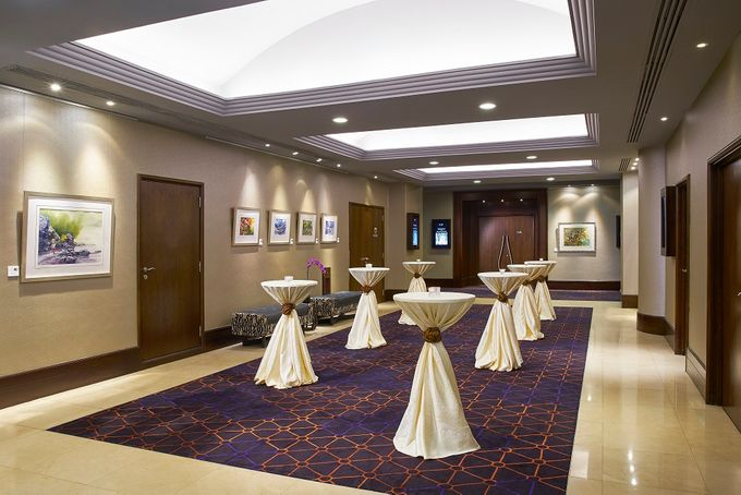 Foyer for Reception by Rendezvous Hotel Singapore - 002