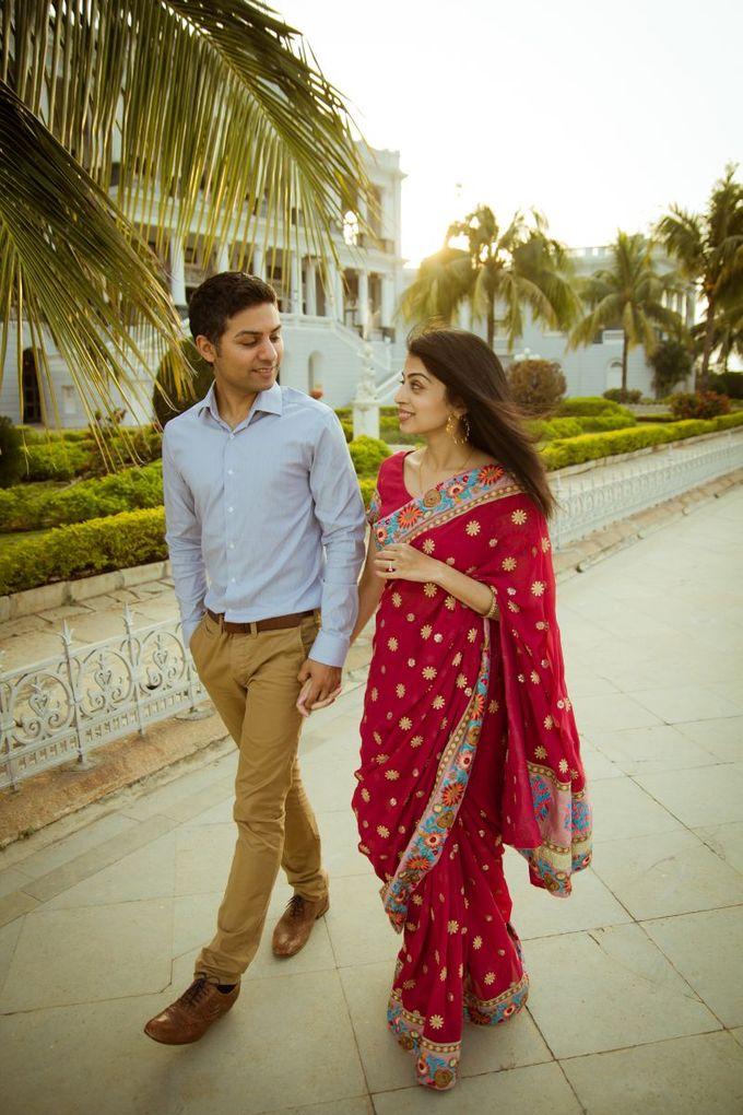 Pre Wedding shoot in the City of the Nizams by Visual Indigo Photography - 002