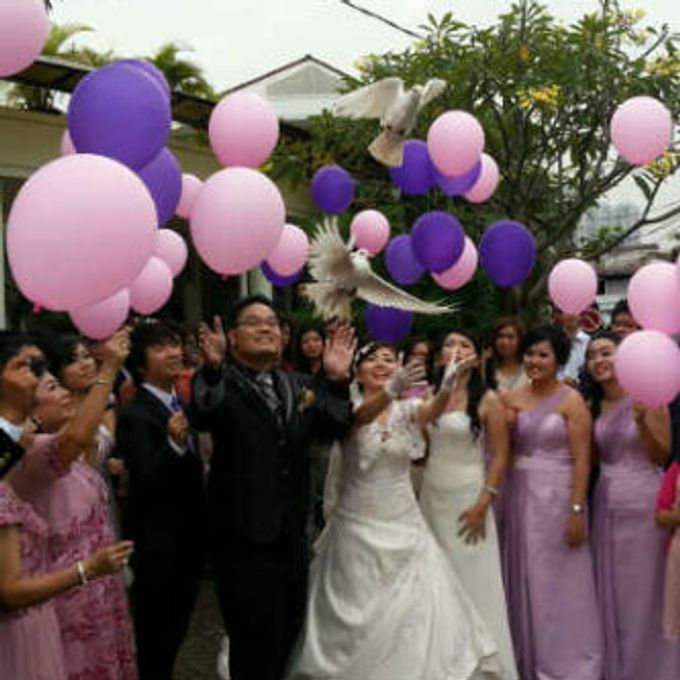 The Wedding of Reza & Siska by WedConcept Wedding Planner & Organizer - 004