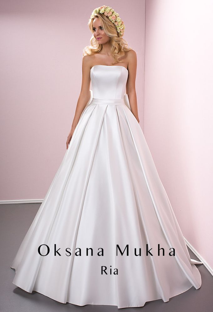 Preview Wedding Collection 2017 by OKSANA MUKHA - 036