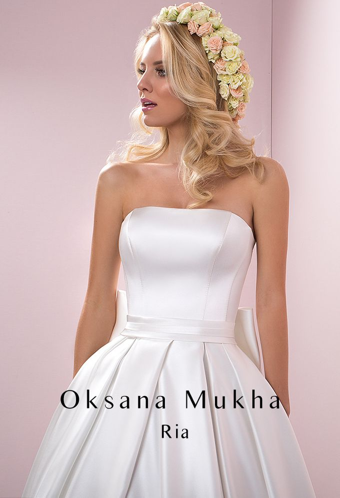Preview Wedding Collection 2017 by OKSANA MUKHA - 037