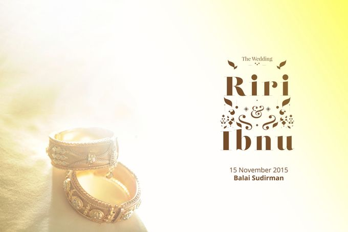 Riri  & Ibnu   Wedding by Kotak Imaji - 001