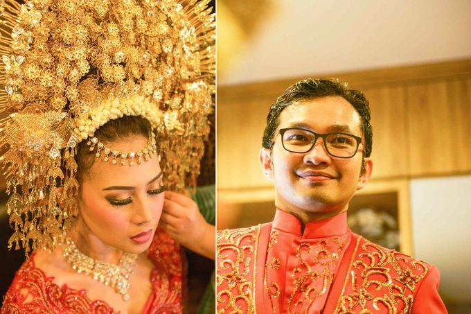 Riri  & Ibnu   Wedding by Kotak Imaji - 013