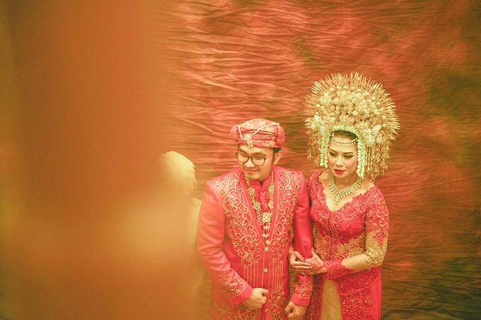 Riri  & Ibnu   Wedding by Kotak Imaji - 018
