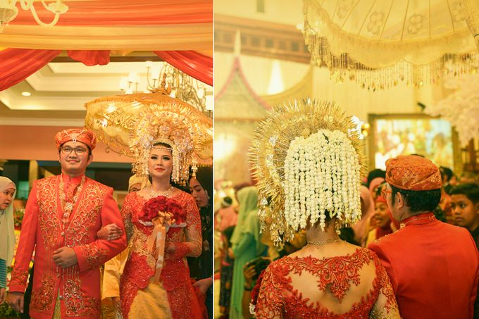 Riri  & Ibnu   Wedding by Kotak Imaji - 019