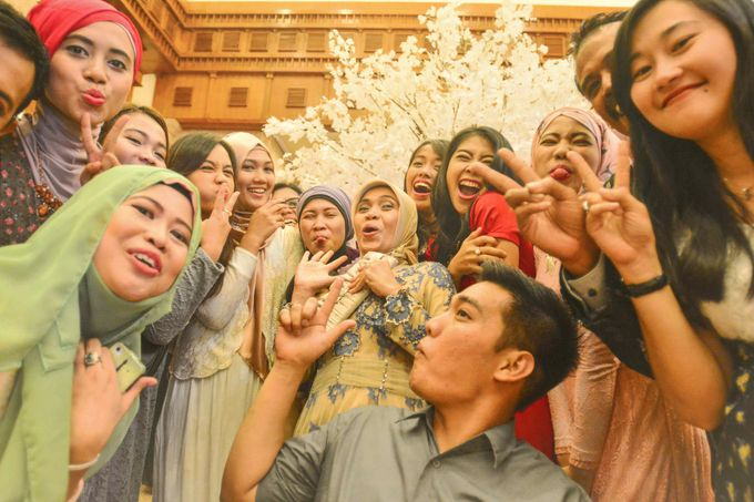 Riri  & Ibnu   Wedding by Kotak Imaji - 020