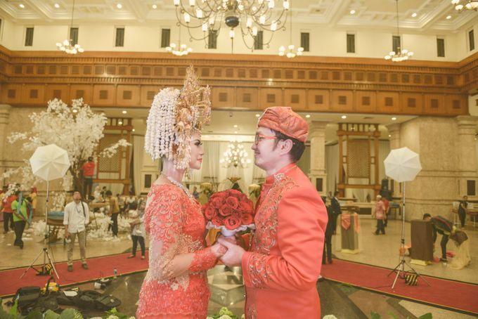 Riri  & Ibnu   Wedding by Kotak Imaji - 022