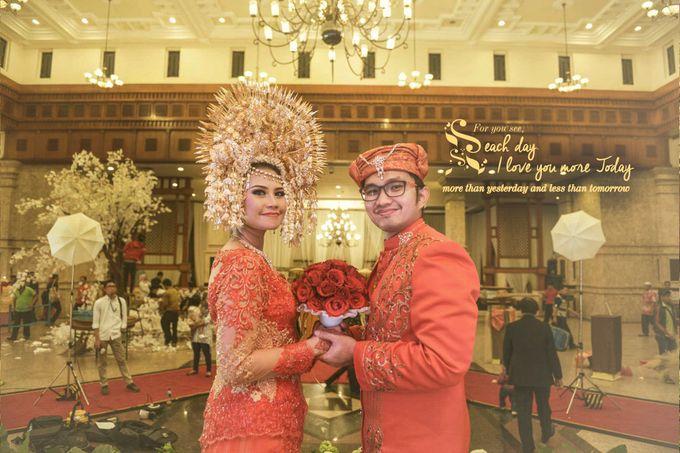 Riri  & Ibnu   Wedding by Kotak Imaji - 023