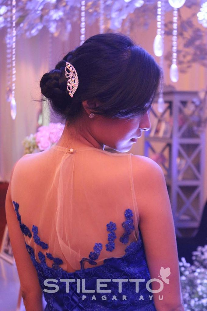 Annicersary 25 th wedding of Hartawan & Anna by STILETTO PAGAR AYU - 002