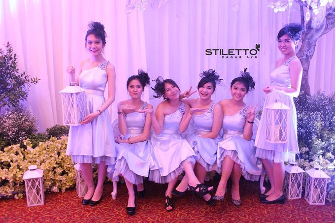 Annicersary 25 th wedding of Hartawan & Anna by STILETTO PAGAR AYU - 005
