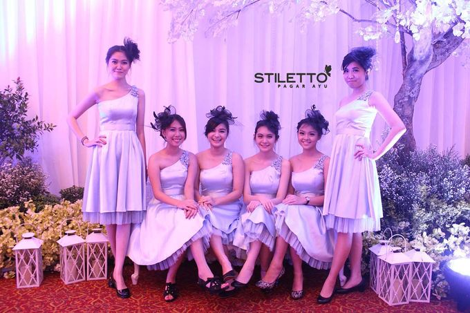 Annicersary 25 th wedding of Hartawan & Anna by STILETTO PAGAR AYU - 003