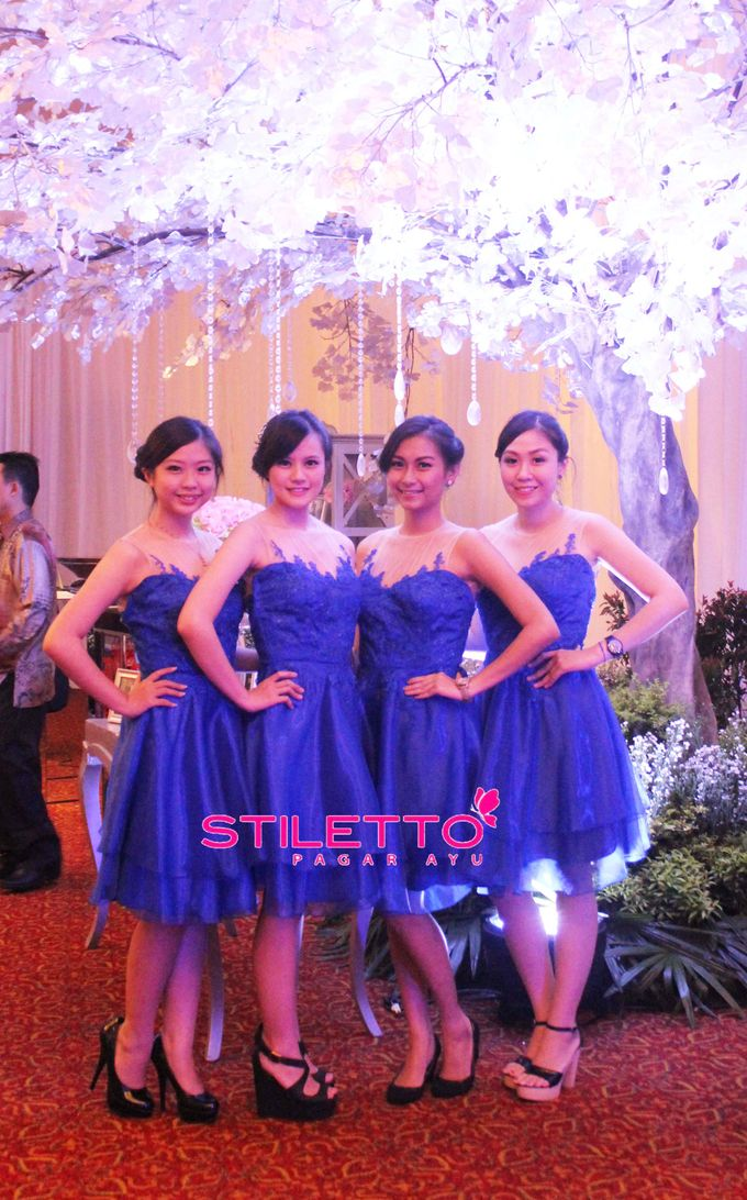 Annicersary 25 th wedding of Hartawan & Anna by STILETTO PAGAR AYU - 001