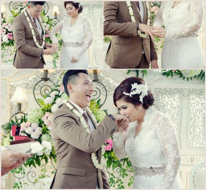 Bara wedding dress