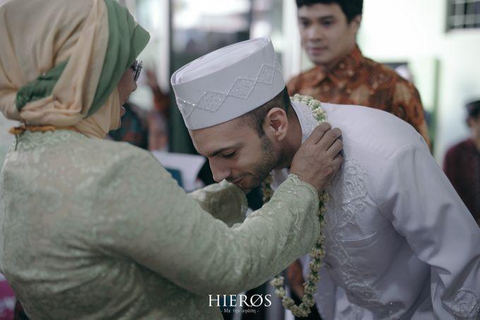 Rizky & Sebastien Wedding by Hieros Photography - 011
