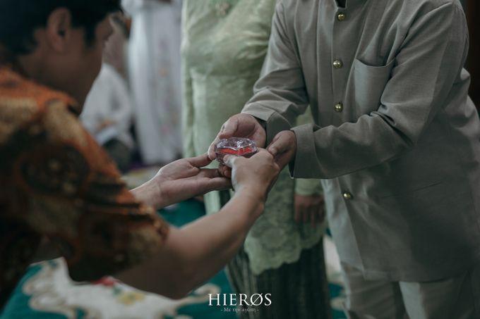Rizky & Sebastien Wedding by Hieros Photography - 013