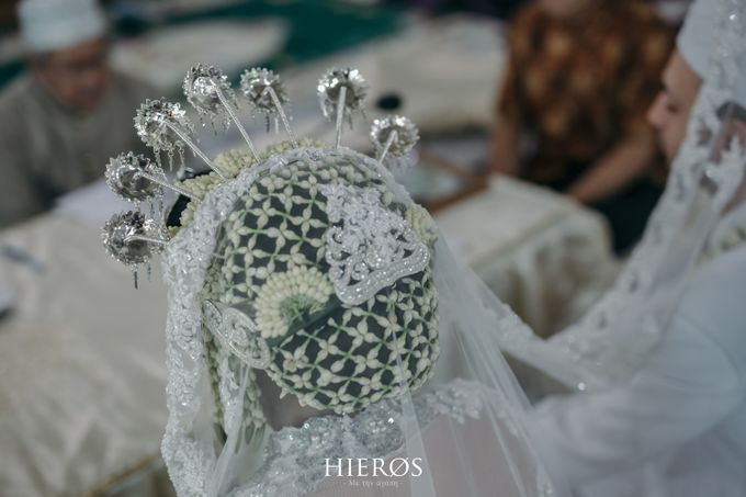 Rizky & Sebastien Wedding by Hieros Photography - 015