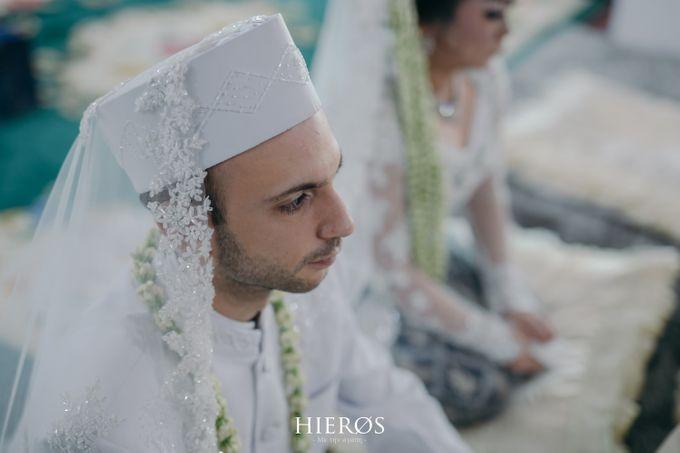 Rizky & Sebastien Wedding by Hieros Photography - 019