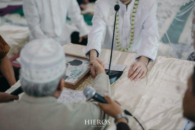 Rizky & Sebastien Wedding by Hieros Photography - 020