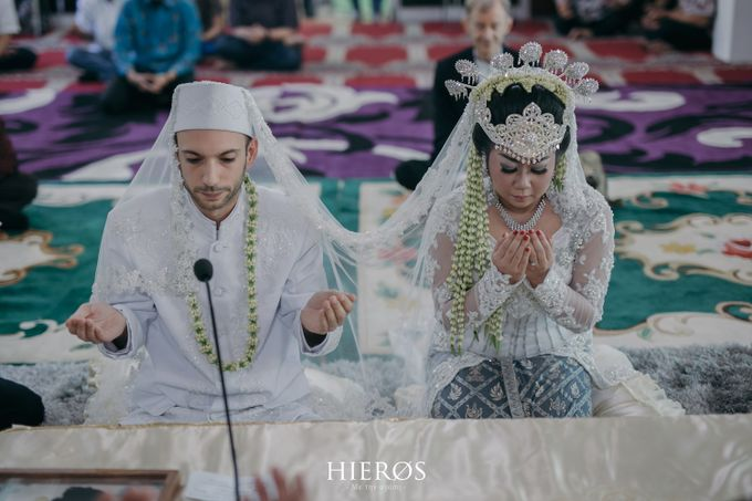 Rizky & Sebastien Wedding by Hieros Photography - 021