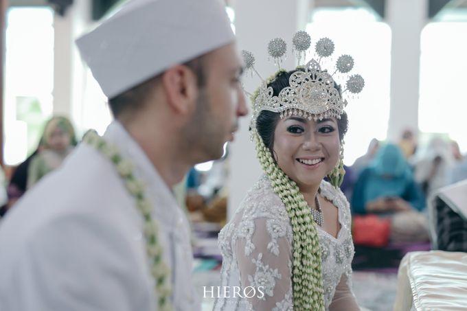 Rizky & Sebastien Wedding by Hieros Photography - 024