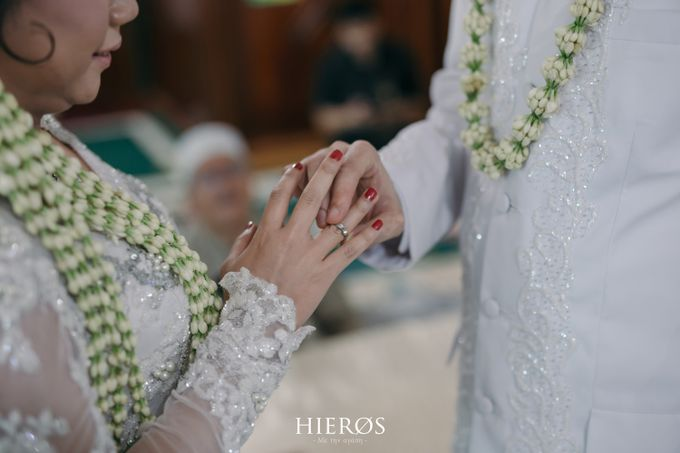 Rizky & Sebastien Wedding by Hieros Photography - 025