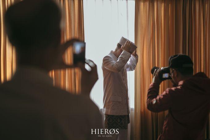Rizky & Sebastien Wedding by Hieros Photography - 002