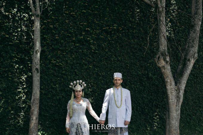 Rizky & Sebastien Wedding by Hieros Photography - 030