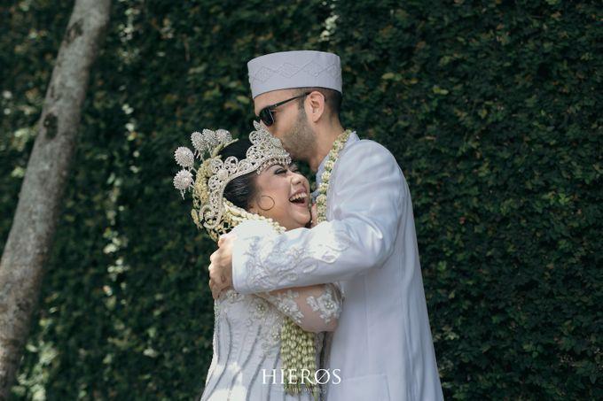 Rizky & Sebastien Wedding by Hieros Photography - 031