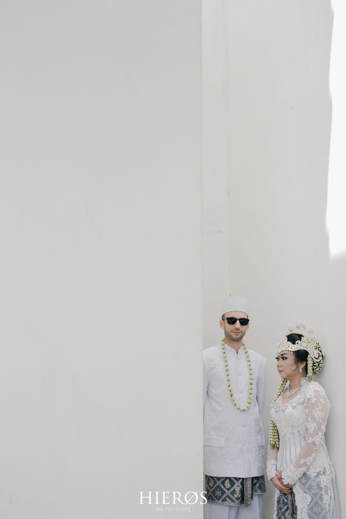 Rizky & Sebastien Wedding by Hieros Photography - 032