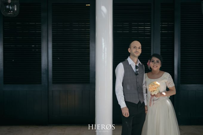 Rizky & Sebastien Wedding by Hieros Photography - 034