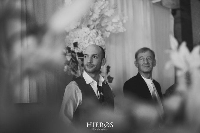 Rizky & Sebastien Wedding by Hieros Photography - 035