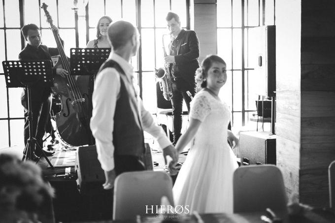 Rizky & Sebastien Wedding by Hieros Photography - 036
