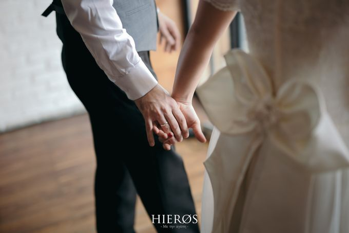 Rizky & Sebastien Wedding by Hieros Photography - 038