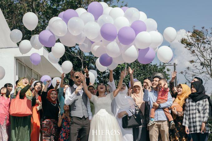 Rizky & Sebastien Wedding by Hieros Photography - 039