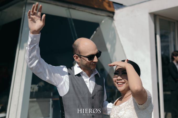 Rizky & Sebastien Wedding by Hieros Photography - 040