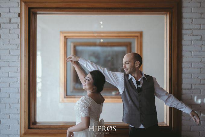 Rizky & Sebastien Wedding by Hieros Photography - 043