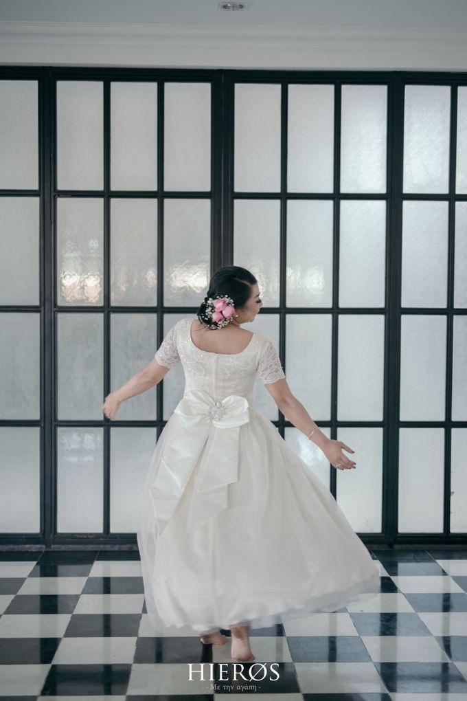 Rizky & Sebastien Wedding by Hieros Photography - 045