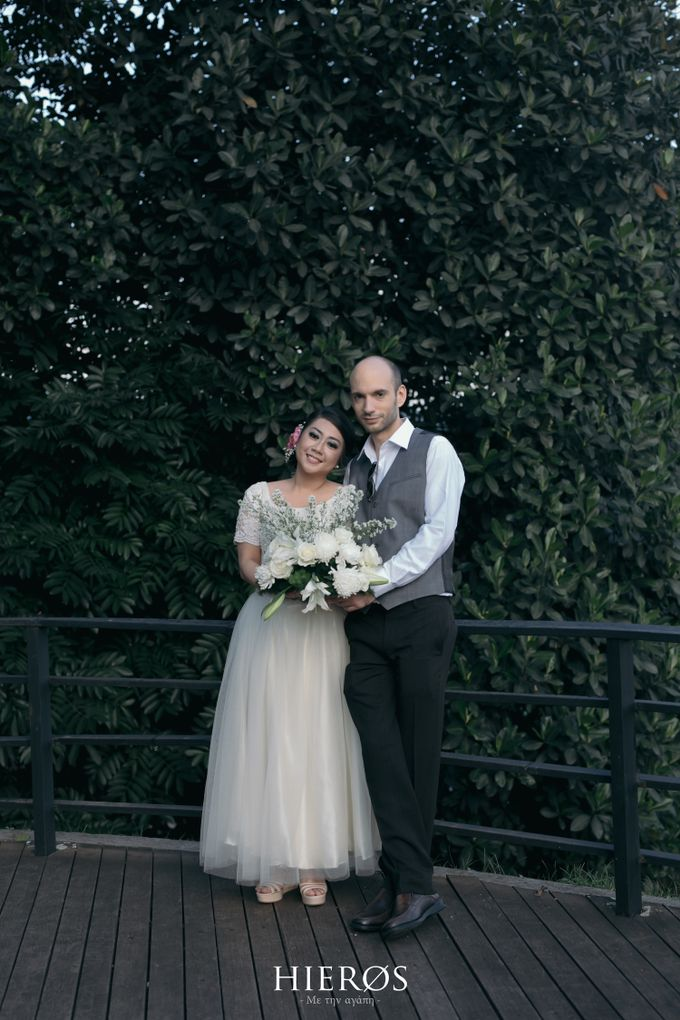 Rizky & Sebastien Wedding by Hieros Photography - 046