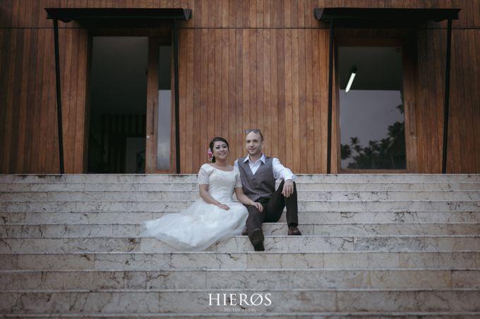 Rizky & Sebastien Wedding by Hieros Photography - 050
